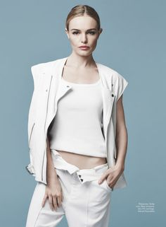 Special K: Kate Bosworth by David Roemer for Marie Claire UK March 2015