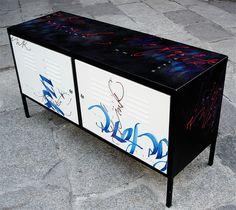 Massimo Polello - Ikea cabinet