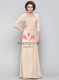 Bride's Mom Dress