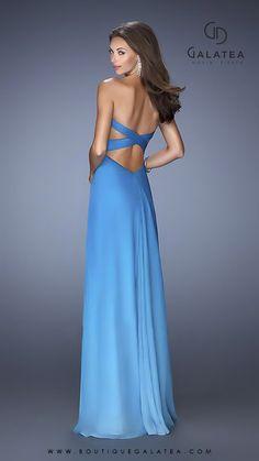 Boutique Galatea - Vestidos de Graduación, Boutique Galatea Long Dresses, Formal Dresses, Backless, Boutique, Fashion, Bridal Gowns, Backless Formal Dress, Boyfriends, Accessories