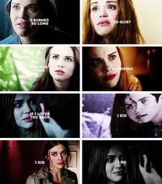 Stiles and Lydia   Stydia   Teen Wolf tumblr