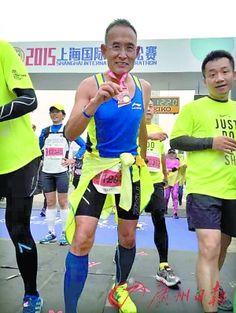 62-year-old runs 7 marathons in 50 days