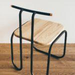 Alexander Vezlomtsev, jeune designer russe nous présente son projet L01, nom de code pour cette nouvelle chaise toute en courbes.