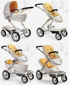 Nueva e innovadora silla de paseo Kobi
