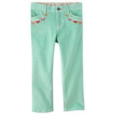 Genuine Kids from OshKosh ™ Infant Toddler Girls' Corduroy Jeans