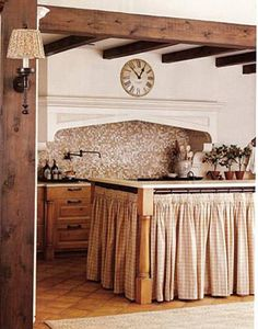 kitchen cabinet cover