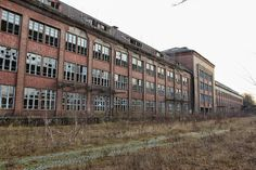 To visit this weekend!  Heeresbekleidungsamt to Panzer Kaserne | Abandoned Berlin