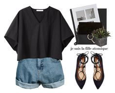 """""""- Don't want u -"""" by lolgenie ❤ liked on Polyvore featuring Steve Madden, Design Letters, Retrò, Patagonia, Chloé and Apiece Apart"""