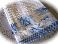 www.decorativehomecrafts.com  See this Angel towel for your kitchen. by Created by Cath., via Flickr