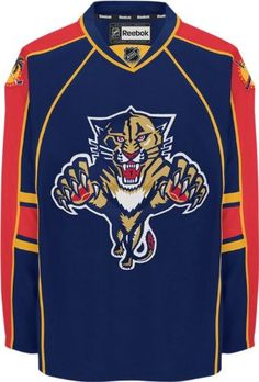 ec45a8c77b Florida Panthers Authentic Edge Nhl Jersey