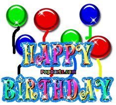 Happy Birthday Wishes Quotes Animated