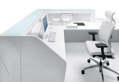 Empfangstheken - Zig-Zag | MDD | Tresen | Empfangstheken | Loungemöbel
