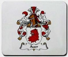 Auer Family Shield / Coat of Arms Mouse Pad Sullivan Family, Irish Coat Of Arms, Family Shield, Family Crest, Flag, Store, Prints, Art, Tent