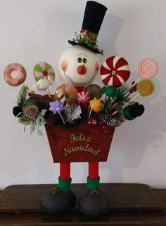 White Christmas, Christmas Fabric, Christmas Crafts For Kids, Diy Christmas Ornaments, Rustic Christmas, Diy Christmas Gifts, Christmas Fun, Christmas Decorations, Holiday Decor