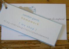 50 inspiring examples of letterpress business cards ninja star homework inkling business cards reheart Choice Image