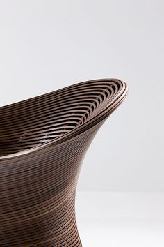 Details we like / Layers / Wood / Bended Wood / Furniture Design / at Steam_21 Bench by Bae Sehwa