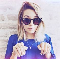 Want Lauren Conrad's New Haircut? Here's What to Say to Your Stylist via Brit + Co.