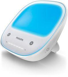 Philips Hf3430 01 Energyup Lumiere Bleu Intense Rechargeable 10 Unite S De Cet Article Soldee S A Partir D Luminotherapie Phototherapie Lampe Luminotherapie
