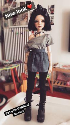 Mika's new fashions by myblytheworld on etsy