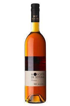 Bacalhôa Moscatel de Setúbal 2012 - Vinhos - Bacalhôa Vinhos de Portugal