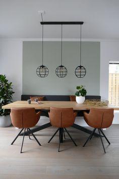 www.lifs.nl #lifs #interior #interiordesign #interieuradvies #ontwerp #3D #eetkamerbank #maatwerk