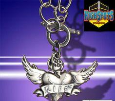 WWE Lita Wings Pendant Necklace | eBay