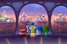 Pixar Animation Studios (Pixar) is an American computer animation film studio based in Emeryville, California. Pixar is a subsidiary of The Walt Disney Company. Disney Pixar, Walt Disney, Animation Disney, Gif Disney, Disney Love, Disney Films, Disney Stuff, Disney Magic, Disney Art