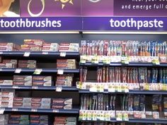 Toothbrushes - You Had One Job To Do