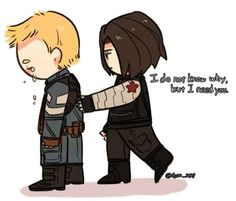 """""""So please don't walk away from me.""""---- such. Cute. Little. Fluff!"""