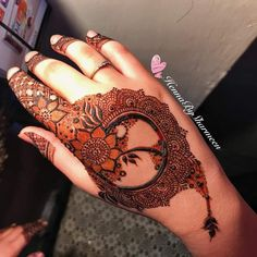 Traditional Mehndi Designs, Modern Henna Designs, Rose Mehndi Designs, Finger Henna Designs, Simple Arabic Mehndi Designs, Legs Mehndi Design, Henna Art Designs, Mehndi Designs For Girls, Dulhan Mehndi Designs