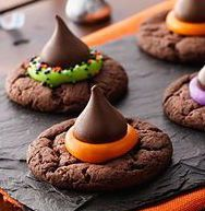 Whip up some kitchen fun with the kids! Bake up these wacky Halloween treats!