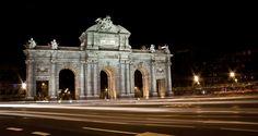 #PuertaDeAlcalá #Madrid