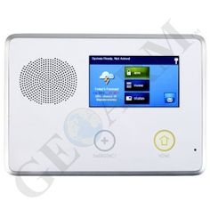 http://www.geoarm.com/2gig-cp21-wireless-go-alarm-control-panel-with-home-automation.html #2gig #geoarm #diy #dit
