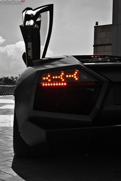 Lamborghini Reventon Tail Light