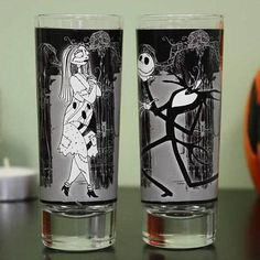 I found 'Nightmare before Christmas Sally and Jack Shot Glasses' on Wish, check it out!