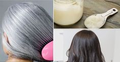 If you've started facing the problem of gray hair lately-- Try this out! Use this one single ingredient and start to look younger and reverse the gray hair.
