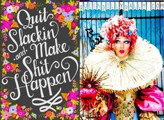 www.QueenDillyDally.com  Instagram: QueenDillyDally Twitter: QueenDDtweets Facebook.com/HerMajestyQueenDillyDally  QueenDillyDally@gmail.com
