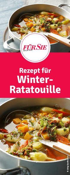 Rezept für Winter-Ratatouille