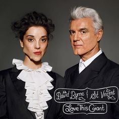 David Byrne And St. Vincent Love - This Giant on LP