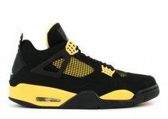 NIKE AIR JORDAN IV THUNDER #sneaker