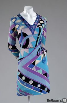 DressEmilio Pucci, 1970-1975The Museum at FIT