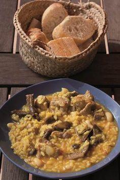 Ibiza gastronomy // Arroz de matanzas. Gastronomía de Ibiza