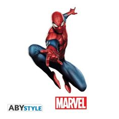 * Repositionable wall stickers * Dimensions of : 98 cm x 67 cm › See more product details Spiderman Images, Spiderman Man, Amazing Spiderman, Poster Marvel, Iron Man, Man Cave Wall Decor, Ville New York, Quirky Gifts, Street Signs