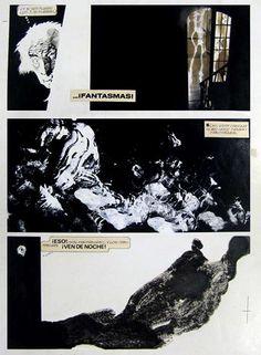 Alberto-Breccia.net « Planches originales « Galerie – Alberto Breccia