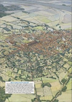 Lutetia, 4th century, CE. Lutetia was a town in pre-Roman and Roman Gaul. The Gallo-Roman city was a forerunner of the re-established Merovingian town that is the ancestor of present-day Paris.