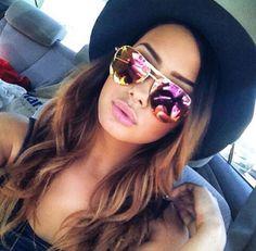 Aviators Sunglasses Hot, Inspired mirrored sunglasses http://www.justtrendygirls.com/inspired-mirrored-sunglasses/