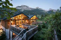 luxusurlaub für die ganze Familien in wunderschönen Chalets inmitten einer traumhaften Landschaft im Salzburgerland. Ein Highlight für die ganz Familie.