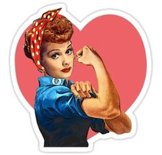 Love this - I Love Lucy by JoannaRgar