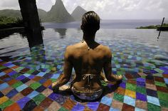 Choose Your Magic Travel: Most amazing infinity pools around the world