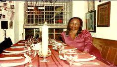 First Bermudian Mezzo Soprano Joy Blackett. Giving Thanks. - November 1981.  Pink Pillars Vision